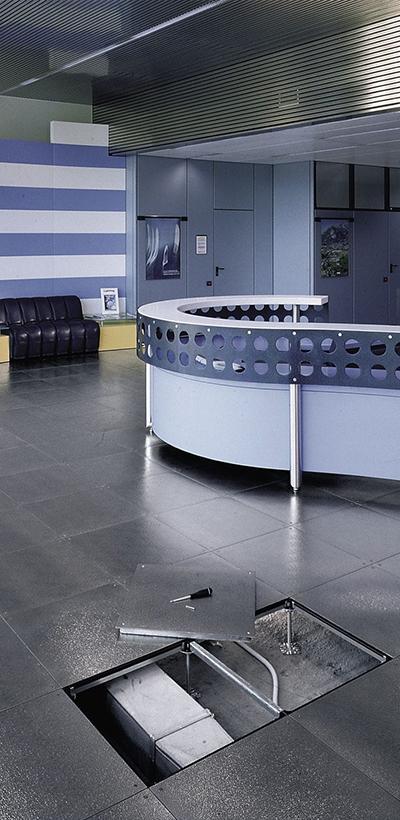 硫酸钙架空活动地板